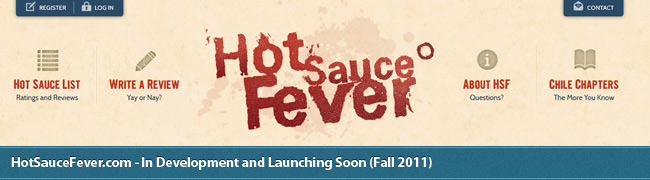 Hot Sauce Fever Preview - Review Site Coming Soon