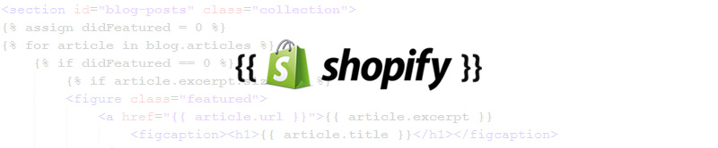 Shopify Theme Coding