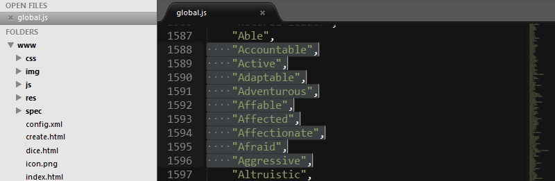 Sublime Text - Best code editor for web developers