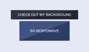 Diagonal CSS Background Responsive, Buttons, Angled