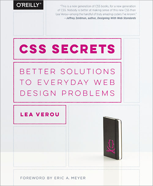 CSS Secrets [Book Cover]