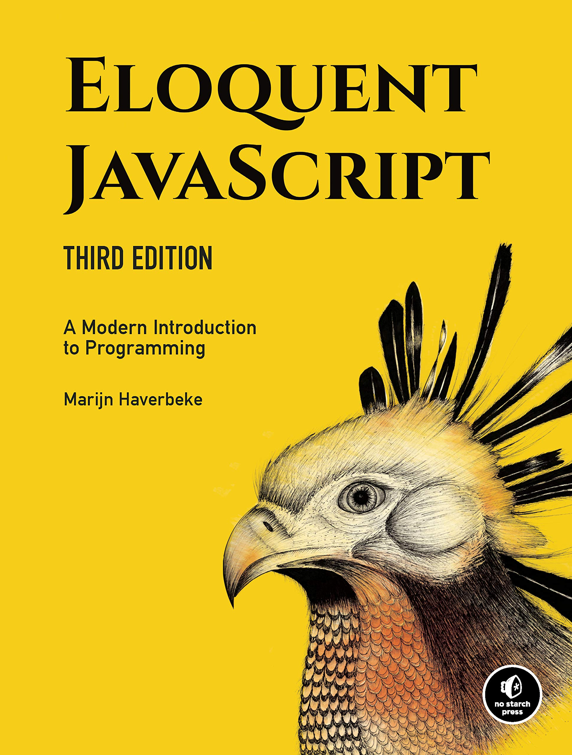 Eloquent JavaScript [Book Cover]